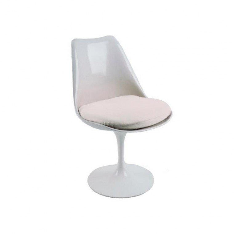 Chaise Tulip chair - Blanc