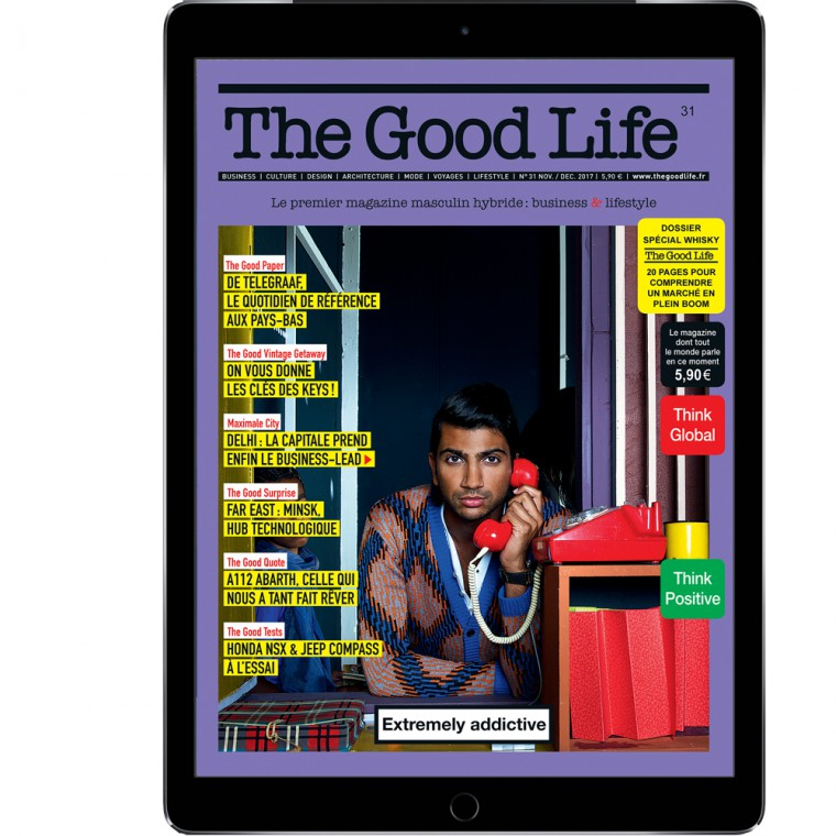 The Good Life 31 numérique