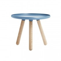 Table basse Tablo small - Bleu