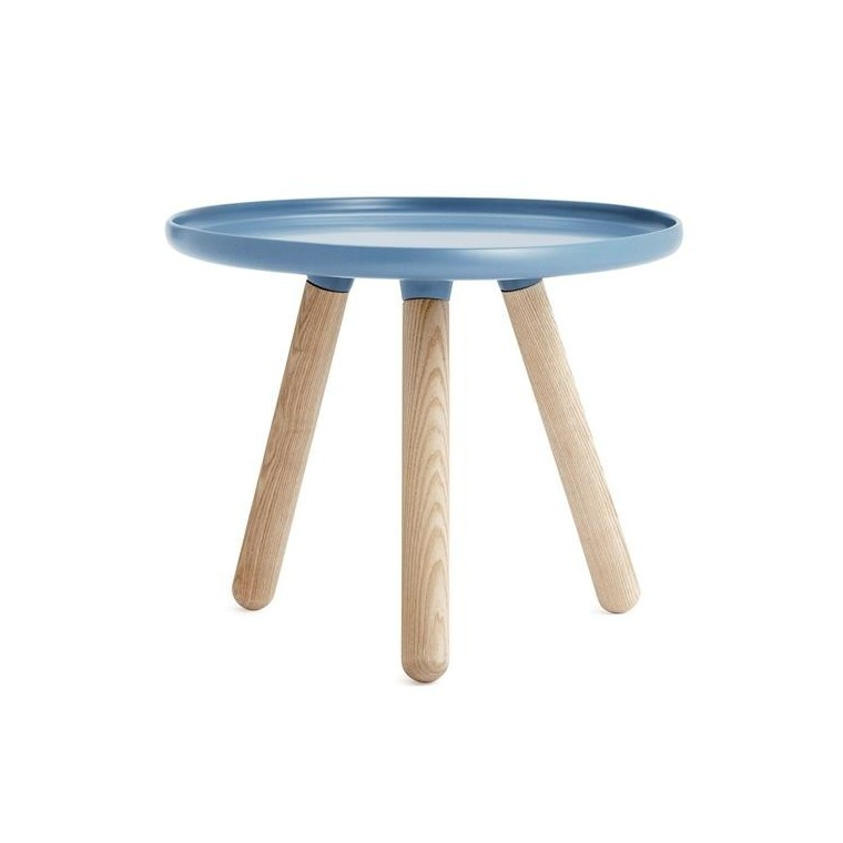 Table basse tablo small bleu - Table basse bleu ...