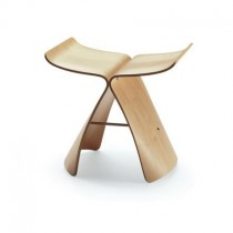 Tabouret Butterfly - Erable