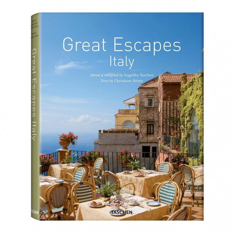 Livre Great Escapes Italy - Christian Reiter