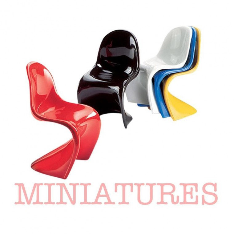 MINIATURE PANTON SET DE 5