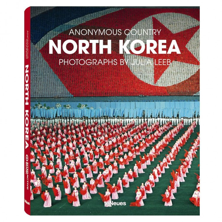 Livre North Korea - Julia Leeb