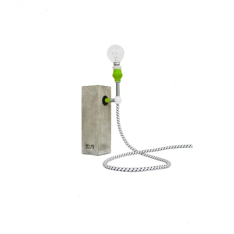 Lampe Concrete Tall