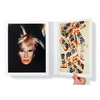 Livre Polaroids - Andy Warhol - Richard B. Woodward