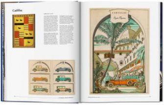 Livre Automobile design graphics