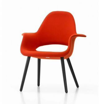 Fauteuil Organic Chair - Rouge