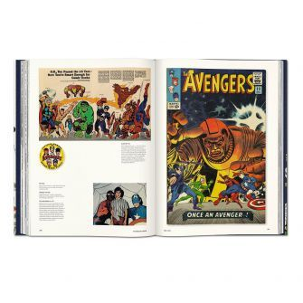 Livre 75 years of Marvel Comics by Roy Thomas
