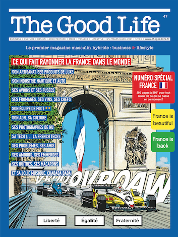 Le nouveau The Good Life bientôt disponible !