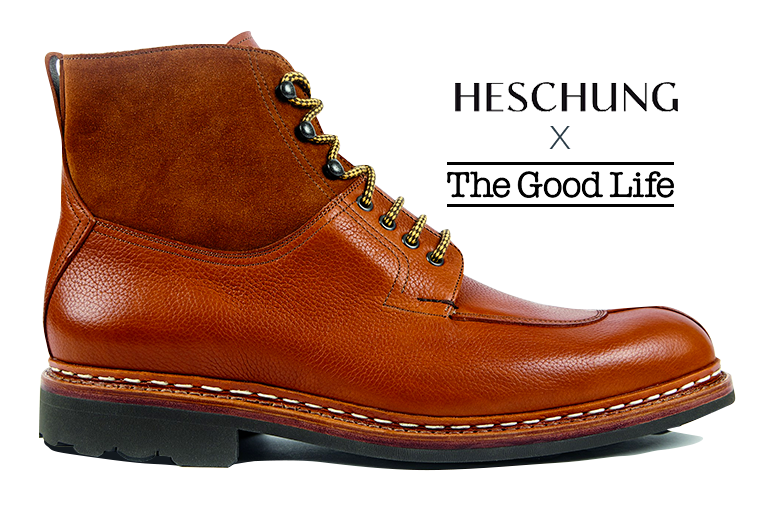 The Good Boots Heschung X The Good Life